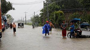 Στους 65 ανέρχεται ο αριθμός των νεκρών από τον τυφώνα Μανγκούτ