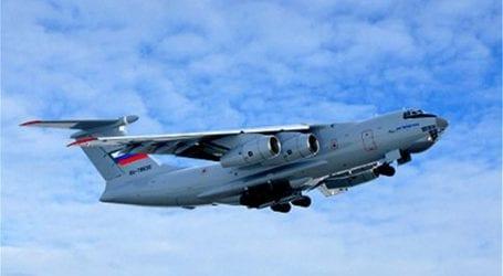 Αγνοείται ρωσικό στρατιωτικό αεροσκάφος Il-20