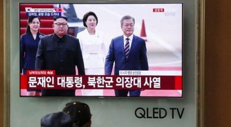 Τρίτη συνάντηση κορυφής των ηγετών της Νότιας και της Βόρειας Κορέας