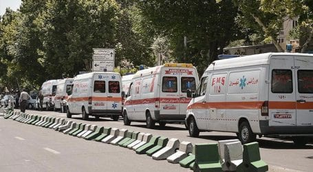 Ιράν: Σφοδρή σύγκρουση λεωφορείου με βυτιοφόρο