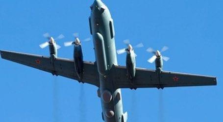 To Il-20 καταρρίφθηκε από τους Σύρους κατά τη διάρκεια ισραηλινής επιδρομής