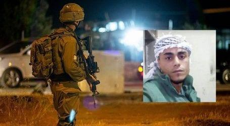 Ένας 24χρονος Παλαιστίνιος πέθανε έπειτα από τη σύλληψή του από τον στρατό