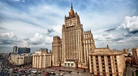 Το ρωσικό υπουργείο Εξωτερικών κάλεσε τον Ισραηλινό πρέσβη