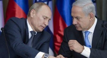 Ο Νετανιάχου δηλώνει στον Πούτιν ότι η Συρία ευθύνεται για την κατάρριψη του ρωσικού αεροπλάνου