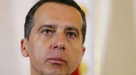 Ο Κρ. Κερν θα παραιτηθεί από την ηγεσία των Αυστριακών Σοσιαλδημοκρατών το αργότερο μετά τις Ευρωεκλογές