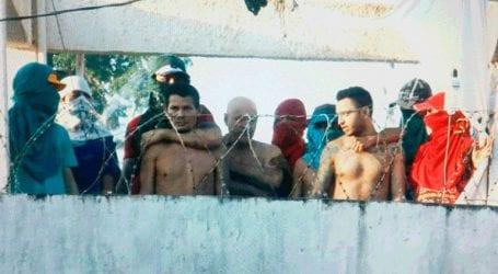 Επτά νεκροί κατά τη διάρκεια εξέγερσης σε φυλακή