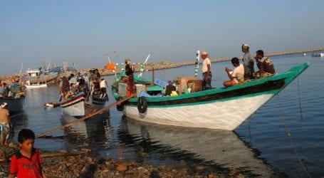 Υεμένη: Αλιευτικό δέχθηκε επίθεση από φρεγάτα στα ανοικτά του λιμανιού της πόλης Αλ Χούχα