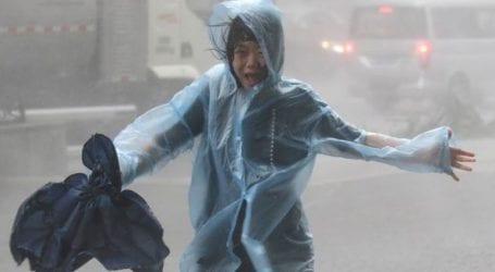 Στους 81 οι νεκροί από τον τυφώνα Μανγκούτ