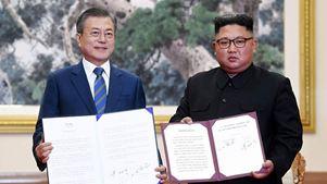 Τα βασικά σημεία της συμφωνίας Βόρειας και Νότιας Κορέας
