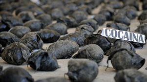 Η χώρα παραμένει στην πρώτη θέση παραγωγής κοκαΐνης παγκοσμίως