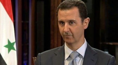 Το Κρεμλίνο έλαβε τηλεγράφημα από τον Άσαντ σχετικά με την κατάρριψη του ρωσικού στρατιωτικού αεροπλάνου