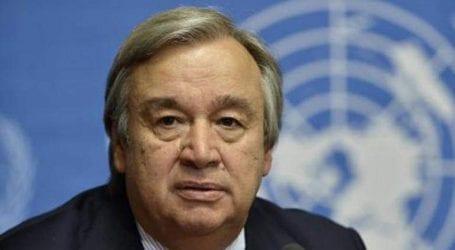 Γκουτέρες: «Πολύ θετική η συμφωνία των Πρεσπών