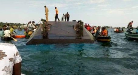Περισσότεροι από 40 νεκροί σε ναυάγιο στη λίμνη Βικτόρια
