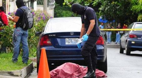 Η κυριότερη αιτία θανάτου των νέων από 15 έως 29 ετών στο Ελ Σαλβαδόρ είναι οι ανθρωποκτονίες