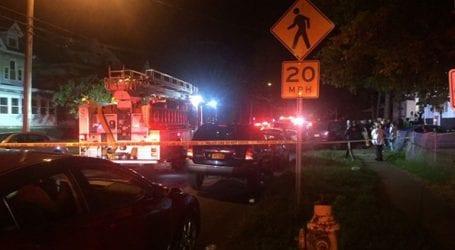 ΗΠΑ: Πυρά στο Σίρακιουζ της Νέας Υόρκης