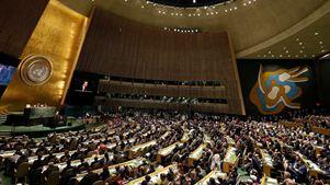 128 αρχηγοί κρατών και κυβερνήσεων στην φετινή σύνοδο της Γενικής Συνέλευσης