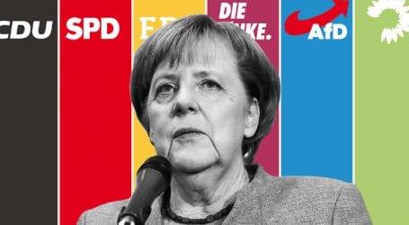 To ακροδεξιό AfD δεύτερο ισχυρότερο κόμμα στη Γερμανία με 18%