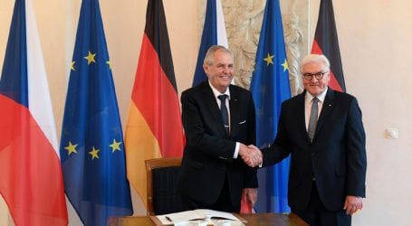 Ο πρόεδρος Ζέμαν θεωρεί λήξαν το ζήτημα των γερμανικών επανορθώσεων