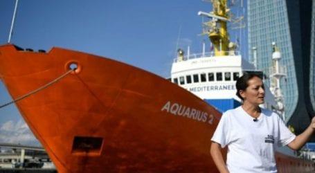 Οι ναυτικές αρχές κινούν διαδικασία ακύρωσης της εγγραφής του Aquarius στο νηολόγιο της χώρας