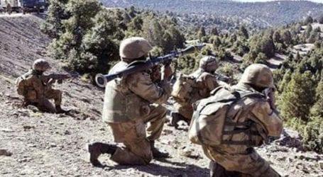Επτά στρατιωτικοί και εννέα αντάρτες σκοτώθηκαν σε ανταλλαγές πυρών στο βορειοδυτικό Πακιστάν