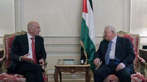 Ο Αμπάς είναι ο μοναδικός παλαιστίνιος ηγέτης που μπορεί να φέρει την ειρήνη με το Ισραήλ