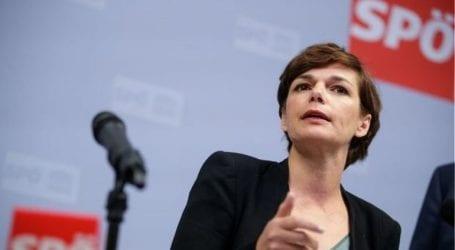 Για πρώτη φορά μια γυναίκα επικεφαλής των σοσιαλδημοκρατών