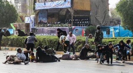 To Iλαμικό Κράτος, δημοσίευσε βίντεο για την επίθεση εναντίον της στρατιωτικής παρέλασης