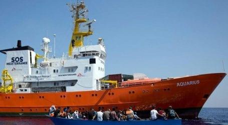 Πιέσεις από την Ιταλία για να ακυρωθεί η εγγραφή στο νηολόγιο του Παναμά του πλοίου Aquarius