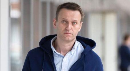 Νέα σύλληψη Ναβάλνι έξω από τη φυλακή στην οποία κρατείτο για 30 ημέρες