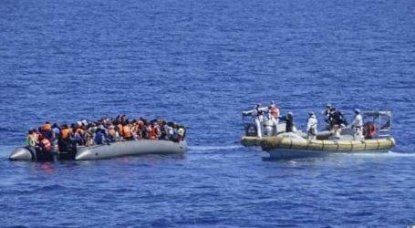 Η ακτοφυλακή διέσωσε 235 μετανάστες