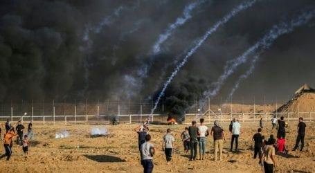Ένας νεκρός, δεκάδες τραυματίες από ταραχές στα σύνορα με τη Λωρίδα της Γάζας