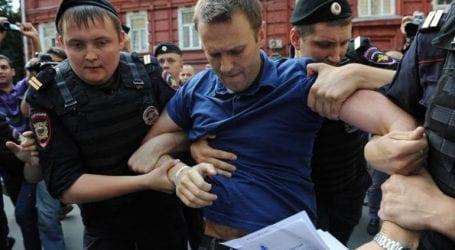 Νέα ποινή φυλάκισης 20 ημερών για τον αντιπολιτευόμενο ηγέτη Αλεξέι Ναβάλνι