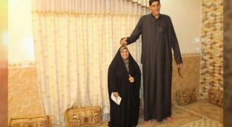 Πέθανε δεύτερος ψηλότερος άνθρωπος στον κόσμο