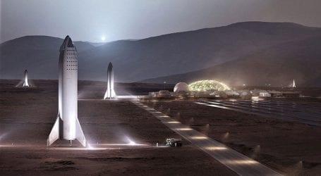 Αυτή είναι η διαστημική βάση που οραματίζεται o Έλον Μασκ στον Άρη