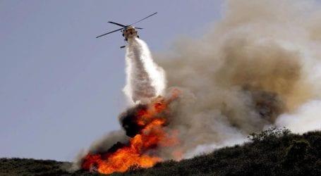 Ιταλία: Μεγάλη πυρκαγιά στην Τοσκάνη