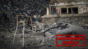 «Ούτε ένα ευρώ σε ιδιώτες πληγέντες από τις πυρκαγιές στο Μάτι»