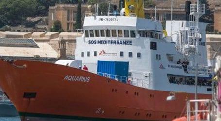 Οι 58 μετανάστες θα αποβιβασθούν στη Μάλτα και θα σταλούν σε τέσσερις χώρες της Ευρωπαϊκής Ένωσης