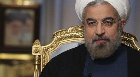 Ο Χ. Ροχανί κατηγορεί τις ΗΠΑ ότι θέλουν να ανατρέψουν το ιρανικό καθεστώς