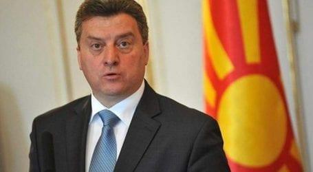 Ο πρόεδρος Ιβάνοφ καλεί τους πολίτες να μποϊκοτάρουν το δημοψήφισμα για τη Συμφωνία των Πρεσπών