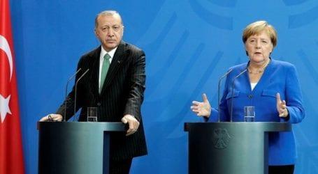 Σύνοδο κορυφής για τη Συρία προανήγγειλε η Μέρκελ