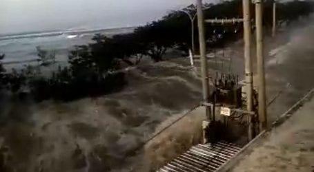Μετά τον ισχυρότατο σεισμό, χτύπησε και τσουνάμι στο Palu της Ινδονησίας