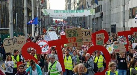 Βέλγιο: Επεισόδια σε διαδήλωση δημοσίων υπαλλήλων στις Βρυξέλλες