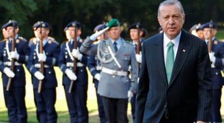 Σκληρός και αδιάλλακτος ο Ερντογάν