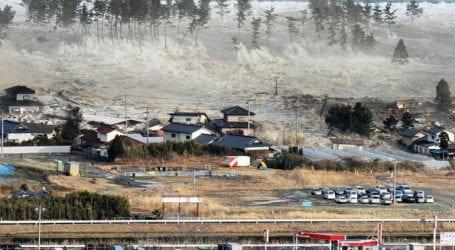Βρέθηκαν πολλά πτώματα μετά το τσουνάμι και τον σεισμό