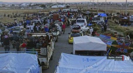 Επαναλειτουργεί σημείο διέλευσης προς Ιορδανία