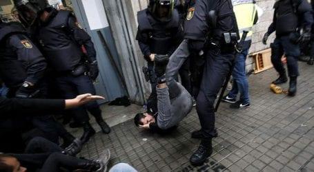 Συγκρούσεις για την ανεξαρτησία της Καταλονίας