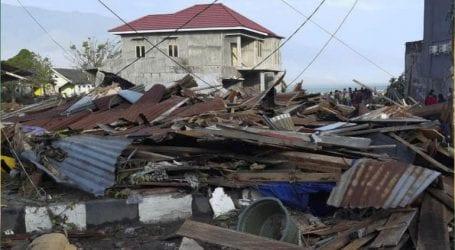Στους 420 ανέρχεται ο αριθμός των νεκρών από τον καταστροφικό σεισμό και το τσουνάμι