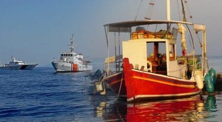 Αφέθηκαν ελεύθεροι οι πέντε Αιγύπτιοι ψαράδες που συνελήφθησαν ενώ ψάρευαν σε διεθνή ύδατα