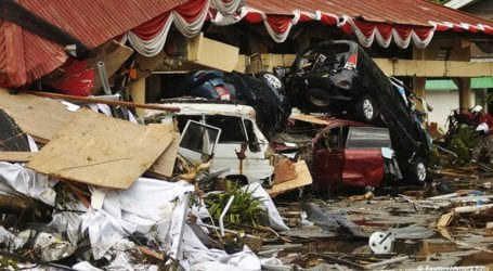 Φόβοι για χιλιάδες νεκρούς μετά το τσουνάμι