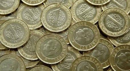 Σταθερή η ισοτιμία της τουρκικής λίρας μετά την αύξηση του επιτοκίου